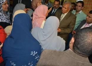 حقيبة ملابس الإحرام.. هدية محافظة الوادي الجديد للفائزين بقرعة الحج