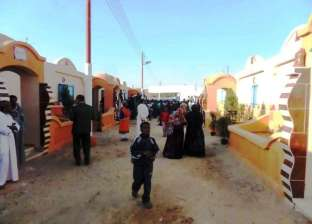 «القرية النوبية» تعود بعد افتتاح «السيسى» 50 منزلاً بـ«أبوسمبل»