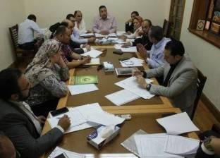"""تفاصيل اجتماع مجلس إدارة نقابة الصيادلة برئاسة """"عبيد"""""""