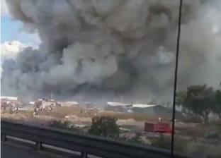 عاجل| انفجار ضخم في العاصمة الأفغانية كابول
