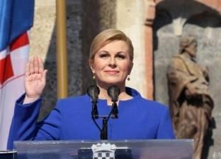 بريد الوطن| رئيسة كرواتيا التى شغلت الناس
