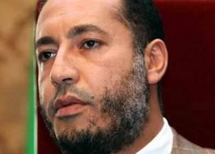 براءة نجل معمر القذافي من تهمة قتل رياضي ليبي
