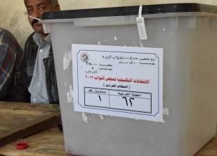 غلق باب التصويت في انتخابات النواب التكميلية بجرجا