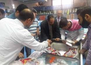 """""""صحة المنوفية"""": تشديد الرقابة على المحلات والأسواق قبل عيد الفطر"""