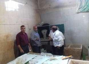 تحرير 47 محضرا لمخابز بلدية مخالفة في مركز العدوة بالمنيا