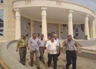 نائب محافظ شمال سيناء يدرس عودة قاعة الاجتماعات القديمة للعمل مرة أخرى