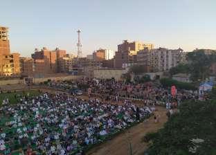 توافد الآلاف من أبناء كفر الشيخ على الساحات لأداء صلاة عيد الأضحى