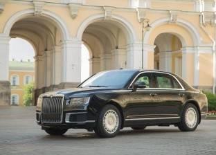 """بالصور  طرح سيارة """"كورتيج"""" الرئاسية الروسية في الأسواق.. قريبا"""