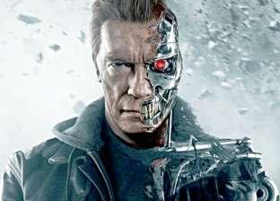 على طريقة Terminator.. روبوت أرنولد شوارزنيجر يظهر في أمريكا