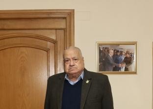 «حماة الوطن» يهنئ الرئيس السيسى بيوم الشهيد: يوم حاسم في تاريخ العسكرية