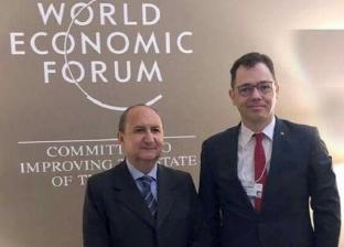 وزير التجارة يبحث مع نظيره الروماني تعزيز أواصر التعاون الاقتصادي