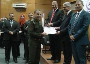 ختام فعاليات النسخة الثانية لنموذج محاكاة الجامعة المصرية بجامعة قنا