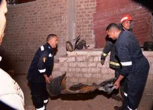 بالأسماء| إصابة 21 شخصا بحروق في تسريب أسطوانة بوتاجاز بالدقهلية