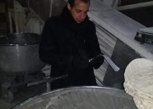 تحرير مخالفات لمخابز تنتج خبزا ناقص الوزن في البحيرة