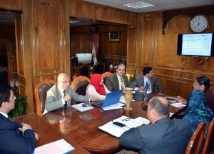 محافظ القليوبية: الانتهاء من مشروعات الصرف الصحي في 26 قرية و4 عزب