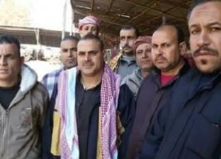 عمال الميكنة الزراعية في الحسينية يطالبون بضمهم للمالية