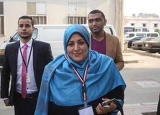 ثريا الشيخ: صرف المستحقات المتأخرة لأكثر من 8500 عامل في مدارس القليوبية