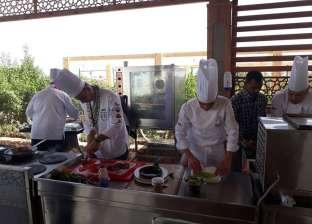 الفيدرالية المغربية تبدع في مهرجان جولدن شيف الدولي للطهاة بشرم الشيخ
