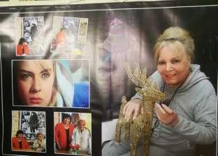 بالصور| نجوم الفن والإعلام يحتفلون بعيد ميلاد نادية لطفي الـ 82