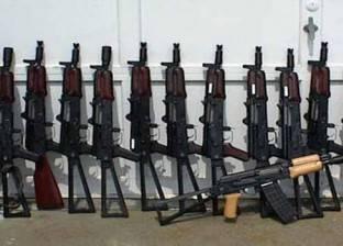 أمن قنا يضبط 15 مواطنا لحيازتهم أسلحة نارية