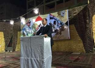 بالصور  مدير أمن سوهاج يشارك في حفل استقبال طلاب المدن الجامعية