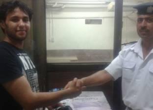 شرطة المترو تعيد حقيبة يد بها 3000 جنيه و3 هواتف محمولة لصاحبها