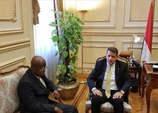 """سفير غانا: نتطلع لإعادة العلاقات مع مصر كما كانت في عهد """"ناصر ونكروما"""""""