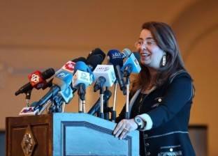 وزيران ومحافظ يفتتحون أعمال تطوير مدرسة العروبة في الجيزة
