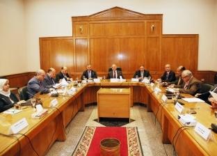"""وزير الري يترأس اجتماع """"اللجنة الدائمة لتنظيم إيراد النهر"""""""