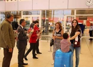 توافد سياحي من كازخستان وأوكرانيا وبولندا على شرم الشيخ