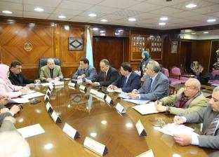 محافظ كفر الشيخ يترأس اجتماع المجلس الاستشاري لمدارس التربية الخاصة