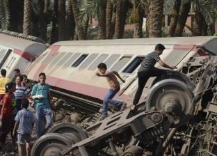 السكة الحديد تعتذر عن تأخر خط الوجه القبلي نتيجة حادث قطار البدرشين