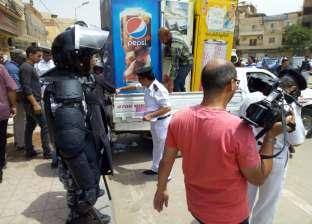 """استكمال الأجزاء المتهالكة من """"سور قناة السويس"""" في الإسكندرية"""