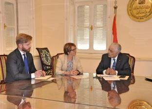 وزير التعليم يلتقي سفيرة فنلندا لبحث التعاون المشترك