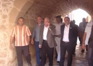 «الشريف» من جنوب سيناء: «هيا نصلي» يساعد على تنشيط السياحة الدينية