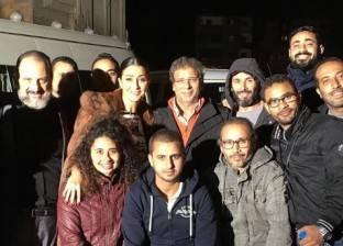 """غادة عبد الرازق تنتهي من تصوير فيلم """"كارما"""""""