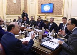 """رئيس """"ميرسك"""" يشيد بالقيادة السياسية المصرية في تهيئة المناخ للاستثمار"""