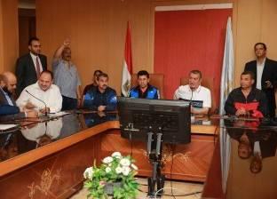 وزير الشباب: ندعم المدارس الرياضية لتخريج أبطال رياضيين
