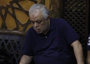 """أشرف زكى: لن أحيل أزمة رحاب الجمل إلى النيابة ولكن """"الشطب"""" فى يدى"""