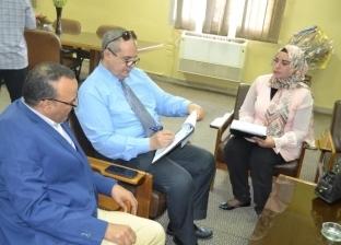 بروتوكول تعاون بين مركز إعلام أسيوط ومعهد جنوب مصر للأورام