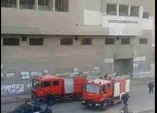 الحماية المدنية تسيطر على حريق في شقة بالجيزة