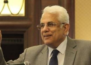 حسام بدراوي: نادي الأحزاب السياسية يدعم الدولة المدنية الديمقراطية