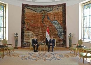 """قبل اتفاق التعاون.. كيف كانت أول زيارة لرئيس """"الفرنسية للإدارة"""" لمصر؟"""