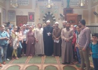 70 طالبا يشاركون في مسابقة حفظة القرآن بمديرية أوقاف الإسكندرية