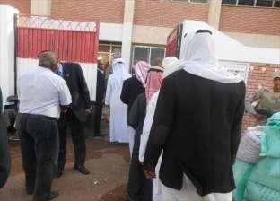 ارتفاع نسبة التصويت في الانتخابات البرلمانية بجنوب سيناء إلى 20%
