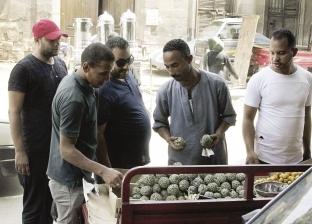 بائع «قشطة» يتحدى حملة مقاطعة الفاكهة: الناس بتشترى