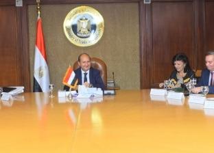 وزير الصناعة: حريصون على تعزيز العلاقات الاقتصادية المصرية - الأمريكية