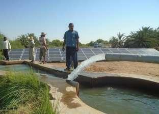 وزارة الري تخصص 22 مليون جنيه لتطوير مساقي الوادي الجديد