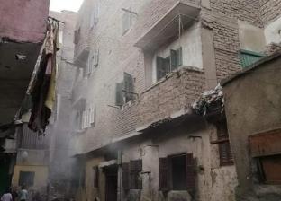 رئيس حي المطرية: إخلاء عقار آيل للسقوط تسكنه 8 أسر