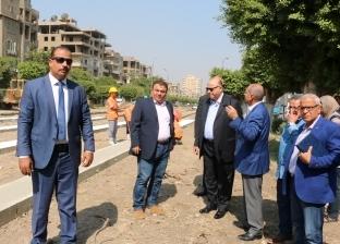 محافظ القاهرة يتفقد محاور مرورية وتطوير شوارع مصر الجديدة والنزهة